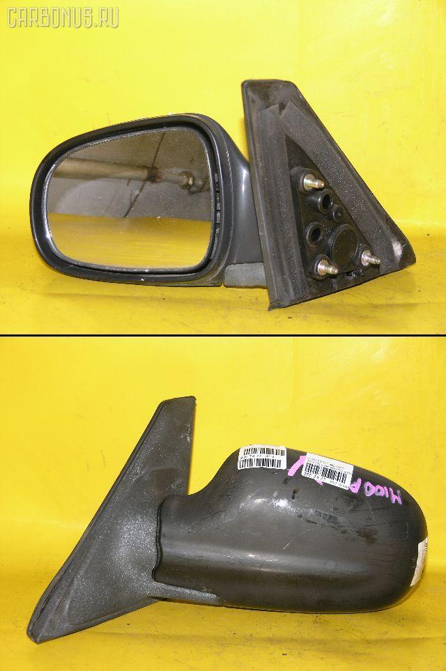 Зеркало двери боковой TOYOTA DUET M100A. Фото 1