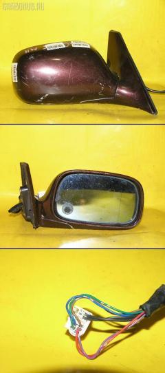 Зеркало двери боковой TOYOTA MARK II BLIT GX115W Фото 1