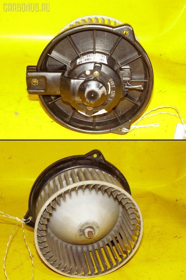 Мотор печки TOYOTA COROLLA CERES AE101. Фото 8