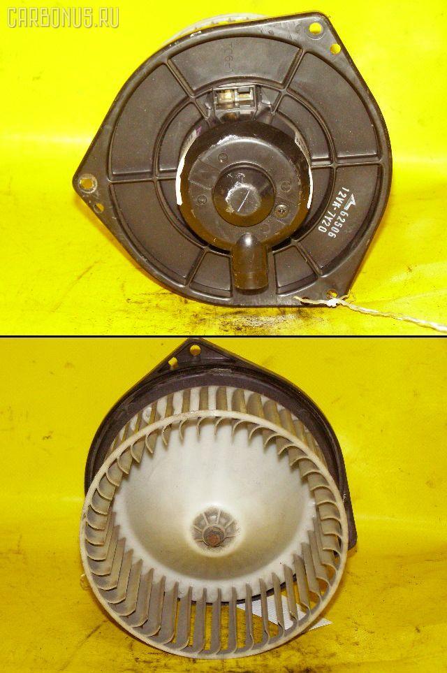 Мотор печки NISSAN BLUEBIRD EU14. Фото 3