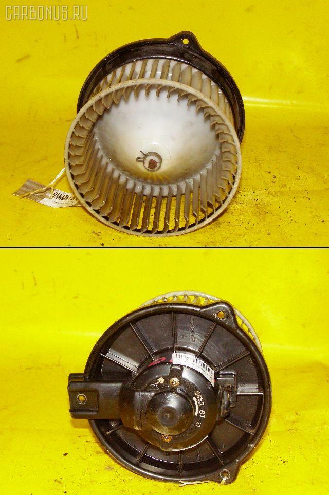 Мотор печки TOYOTA COROLLA CERES AE101. Фото 9