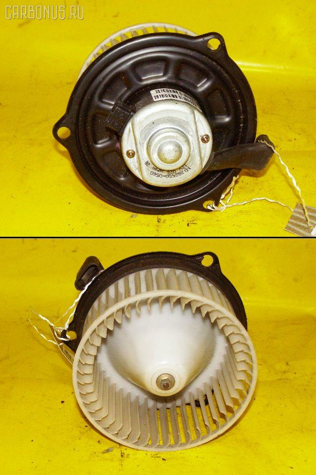 Мотор печки TOYOTA STARLET EP95. Фото 3