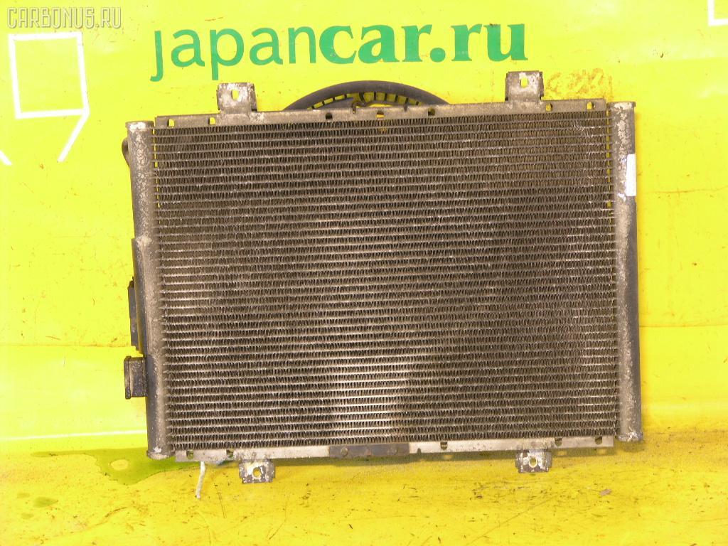 Радиатор кондиционера ISUZU ELF NKS71E 4HG1. Фото 2
