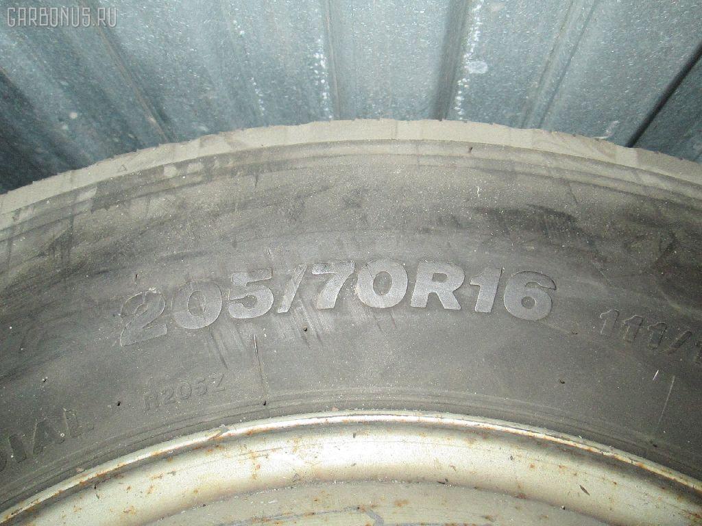 Автошина грузовая летняя DURAVIS R205 205/70R16LT BRIDGESTONE R205 Фото 1