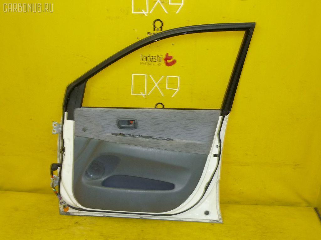 Дверь боковая TOYOTA IPSUM SXM15G. Фото 3