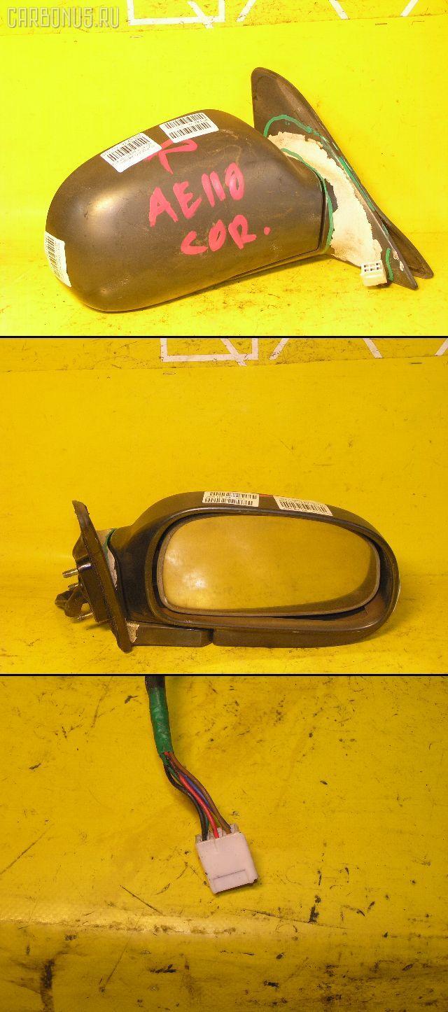 Зеркало двери боковой TOYOTA COROLLA AE110. Фото 7