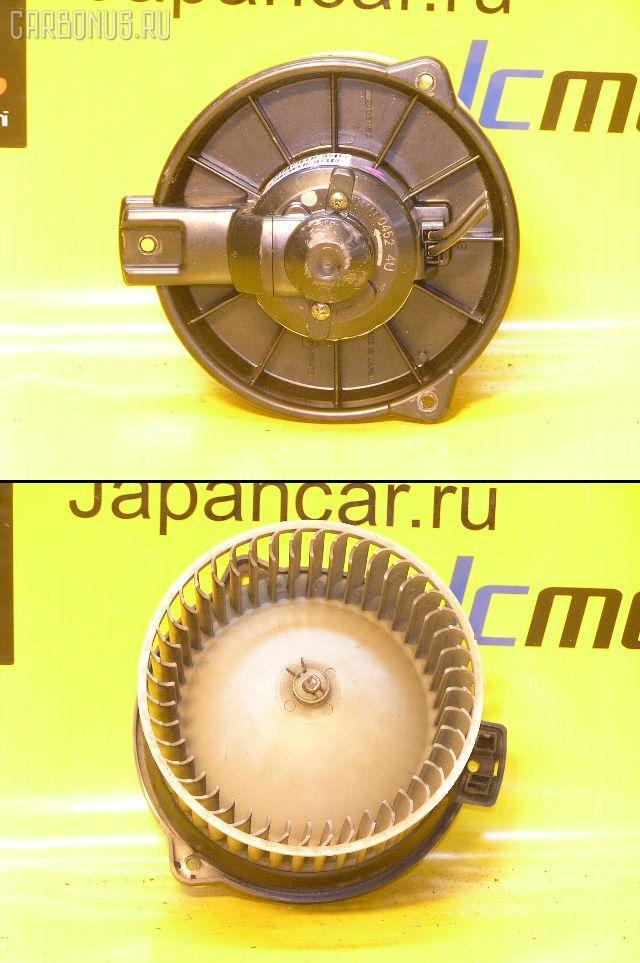 Мотор печки TOYOTA COROLLA SPACIO AE111N. Фото 10