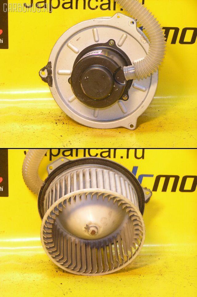 Мотор печки MAZDA FAMILIA S-WAGON BJ5W. Фото 1