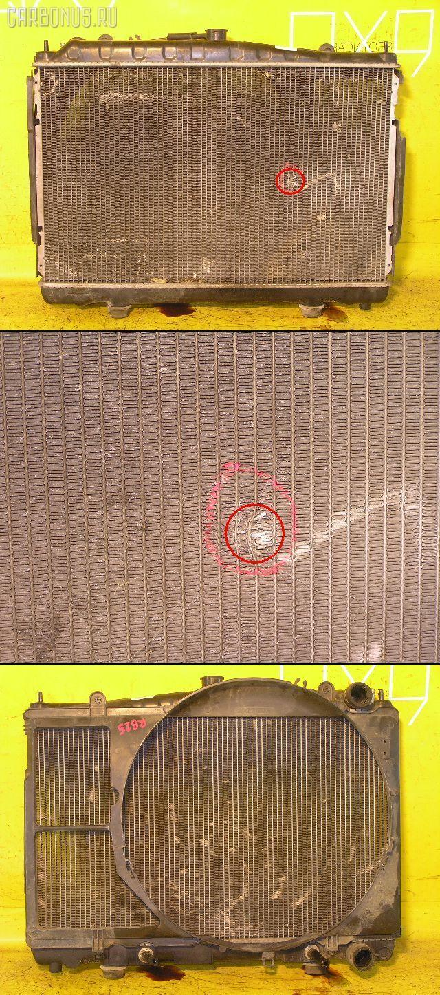 Радиатор ДВС NISSAN STAGEA WGC34 RB25DE. Фото 3