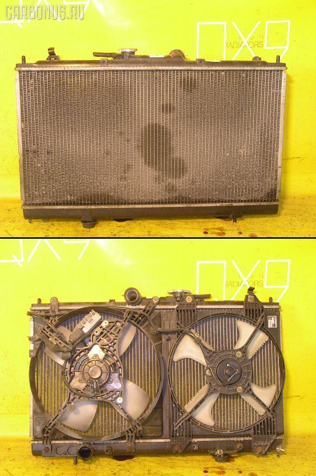Радиатор ДВС MITSUBISHI LEGNUM EC1W 4G93. Фото 2