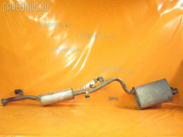 Глушитель TOYOTA MARK II GX110 1G-FE. Фото 1