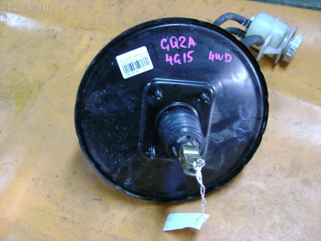 Главный тормозной цилиндр MITSUBISHI DINGO CQ2A 4G15. Фото 4