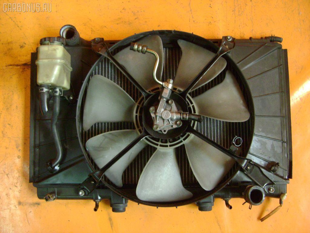 Радиатор ДВС TOYOTA CELSIOR UCF21 1UZ-FE. Фото 4