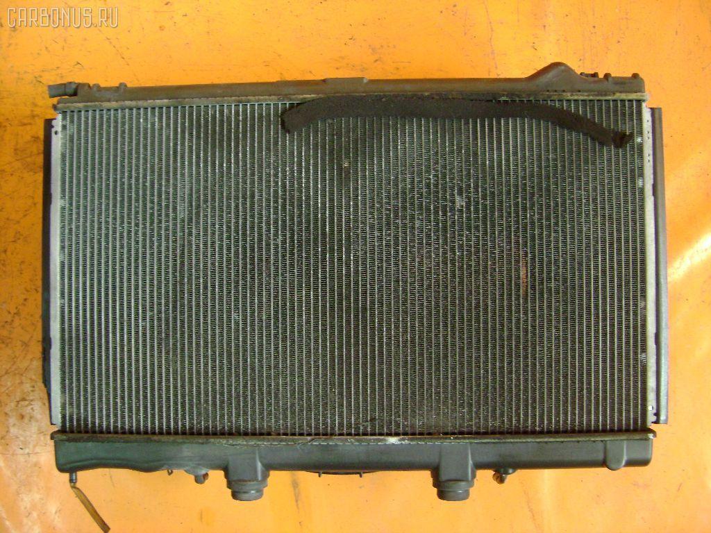 Радиатор ДВС TOYOTA CELSIOR UCF21 1UZ-FE. Фото 5
