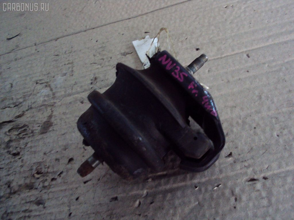 Подушка двигателя NISSAN SKYLINE NV35 VQ25DD. Фото 3