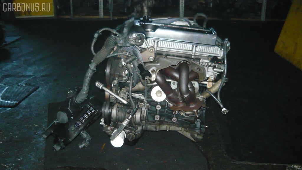 Двигатель TOYOTA ALTEZZA SXE10 3S-GE. Фото 3