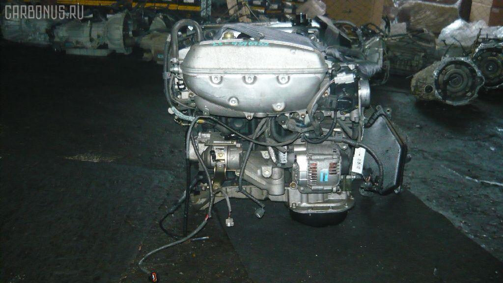 Двигатель TOYOTA ALTEZZA SXE10 3S-GE. Фото 5