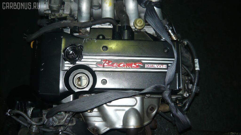 Двигатель TOYOTA ALTEZZA SXE10 3S-GE. Фото 8