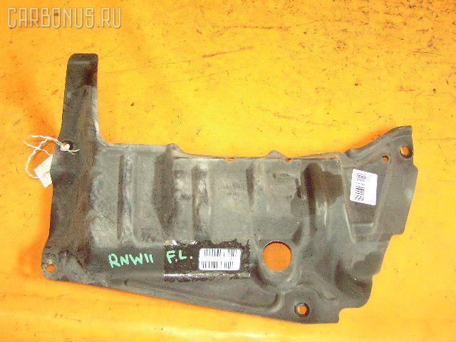Защита двигателя NISSAN AVENIR RNW11 QR20DE. Фото 1
