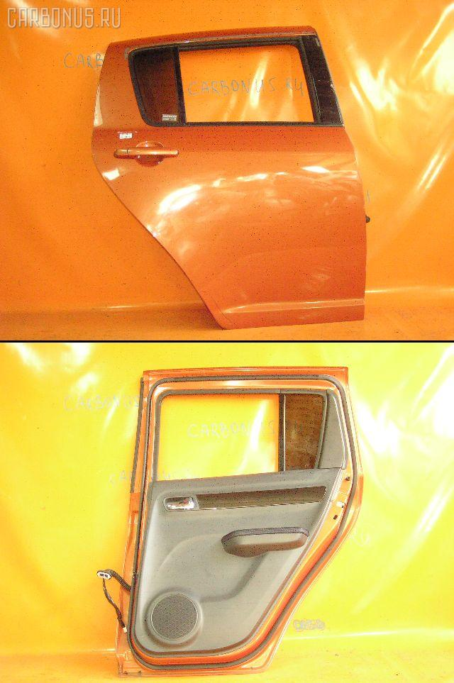 Дверь боковая SUZUKI SWIFT ZC11S. Фото 5