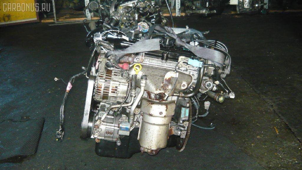 Двигатель NISSAN CUBE ANZ10 CGA3DE. Фото 2
