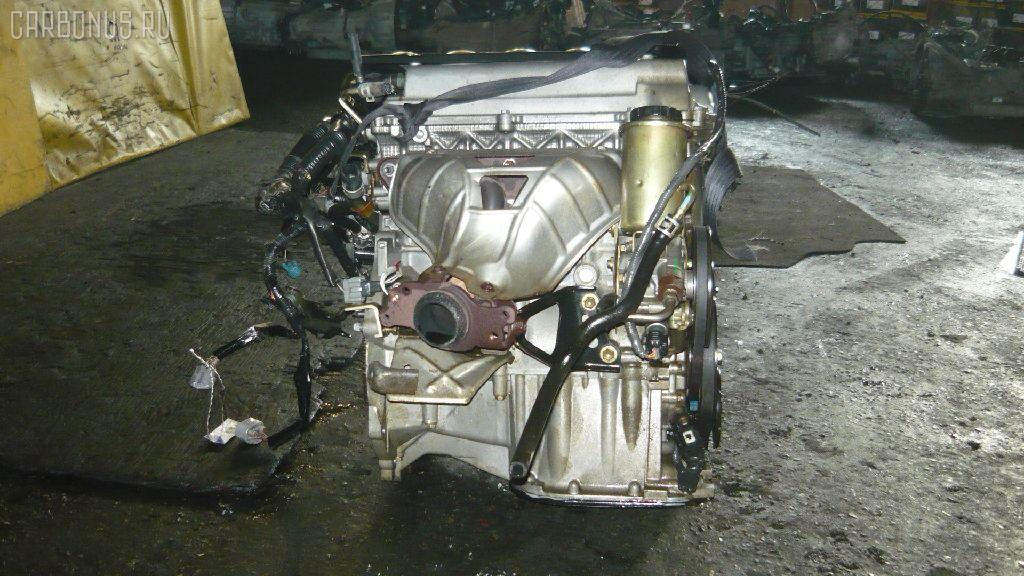 Двигатель TOYOTA IST NCP60 2NZ-FE. Фото 1