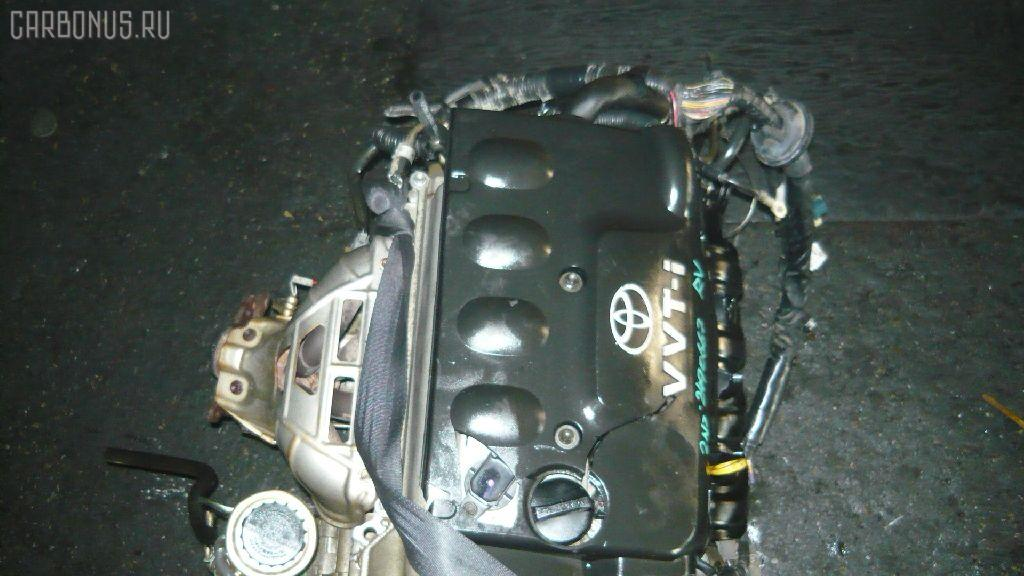Двигатель TOYOTA IST NCP60 2NZ-FE. Фото 4