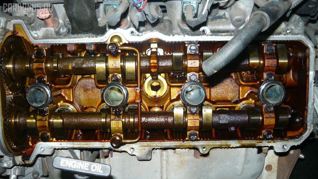Двигатель TOYOTA CROWN MAJESTA UZS171 1UZ-FE. Фото 11