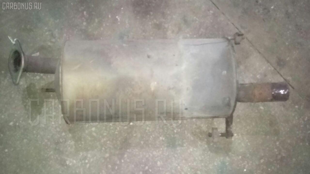 Глушитель TOYOTA ESTIMA MCR40W 1MZ-FE. Фото 5
