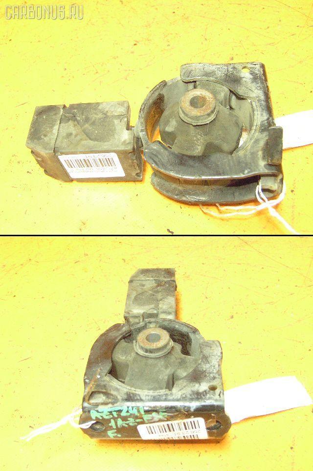 Подушка двигателя TOYOTA CALDINA AZT246W 1AZ-FSE. Фото 2