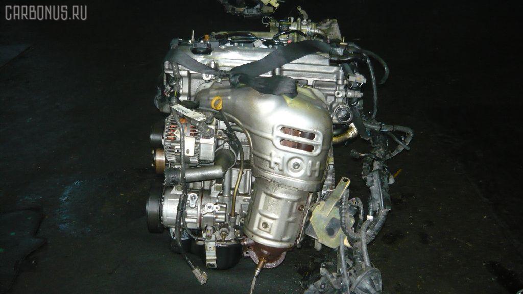 Двигатель TOYOTA OPA ACT10 1AZ-FSE. Фото 2