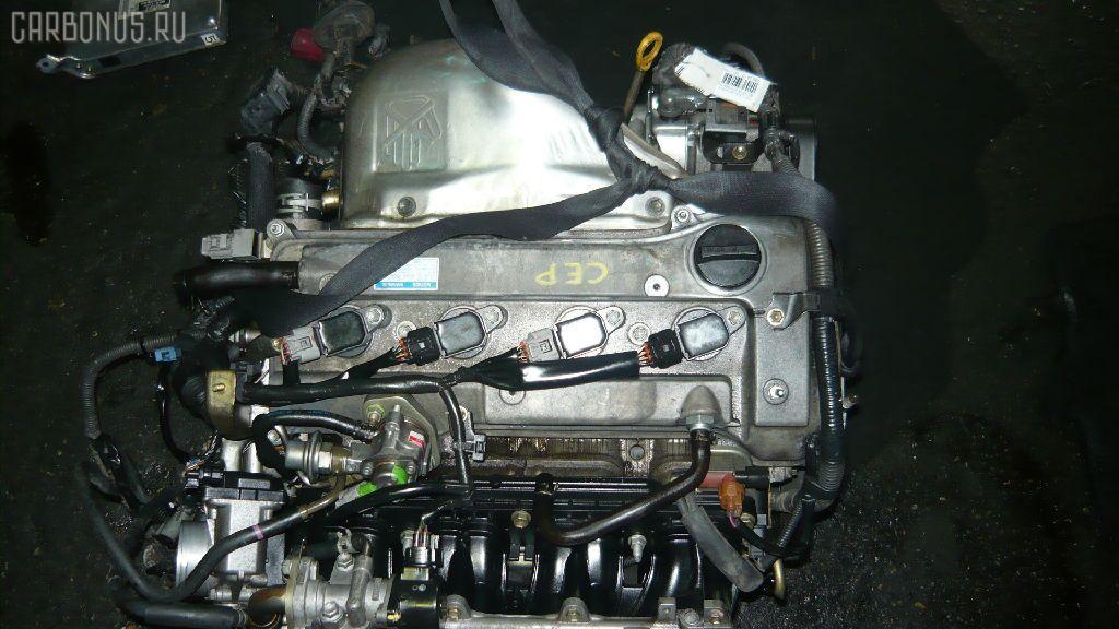 Двигатель TOYOTA GAIA ACM10G 1AZ-FSE. Фото 7