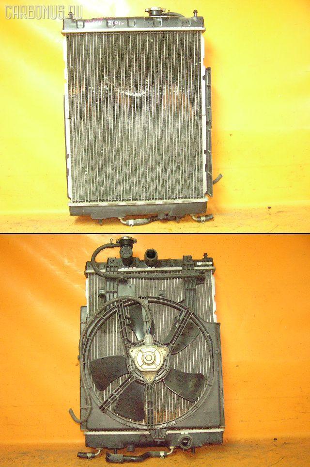 Радиатор ДВС NISSAN CUBE AZ10 CGA3DE. Фото 4