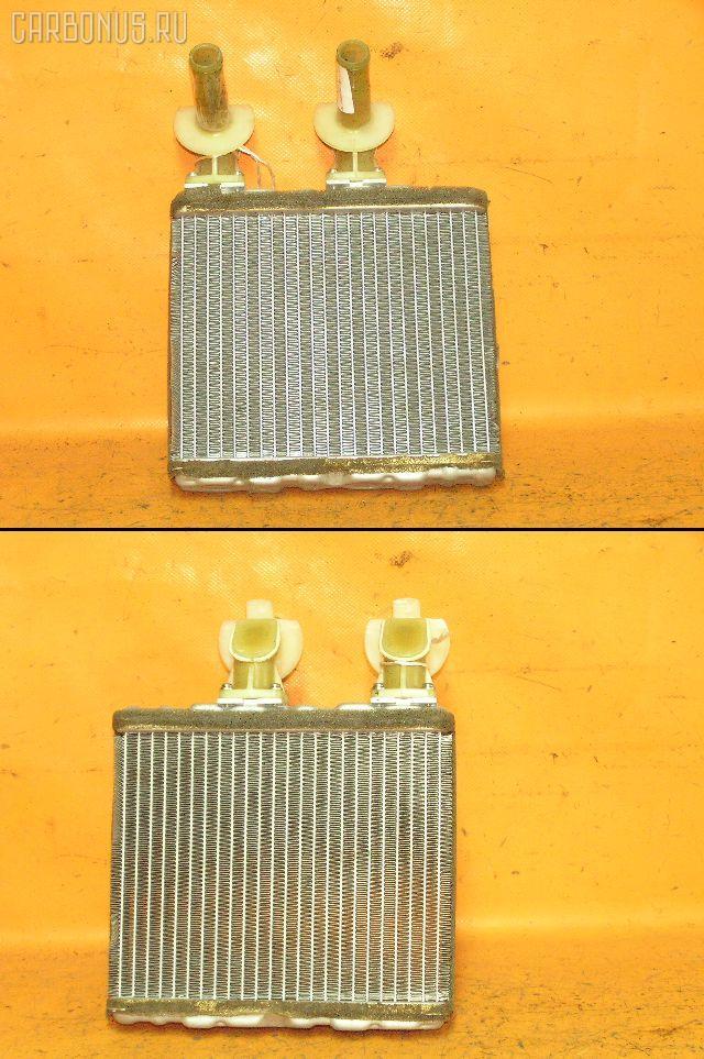 Радиатор печки NISSAN CUBE AZ10 CGA3DE. Фото 1