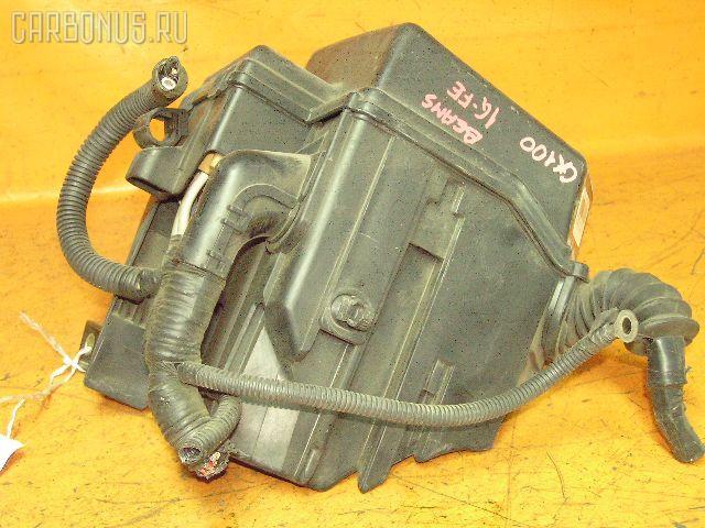 Блок предохранителей TOYOTA CHASER GX100 1G-FE. Фото 2