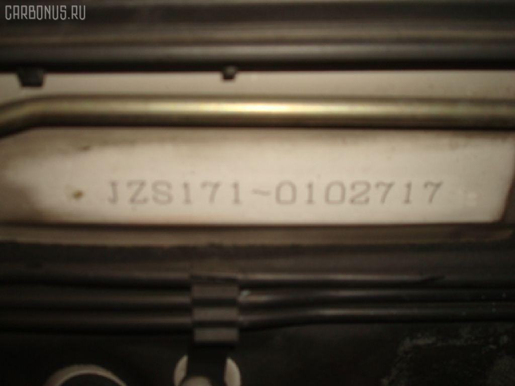 Радиатор ДВС TOYOTA CROWN JZS171 1JZ-FSE Фото 2