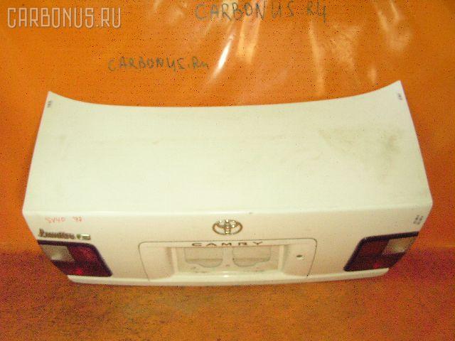 Крышка багажника TOYOTA CAMRY SV40. Фото 2