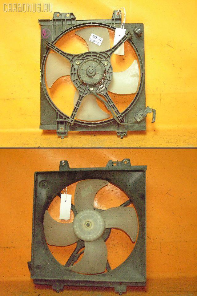 Вентилятор радиатора ДВС SUBARU LEGACY WAGON BH5 EJ20