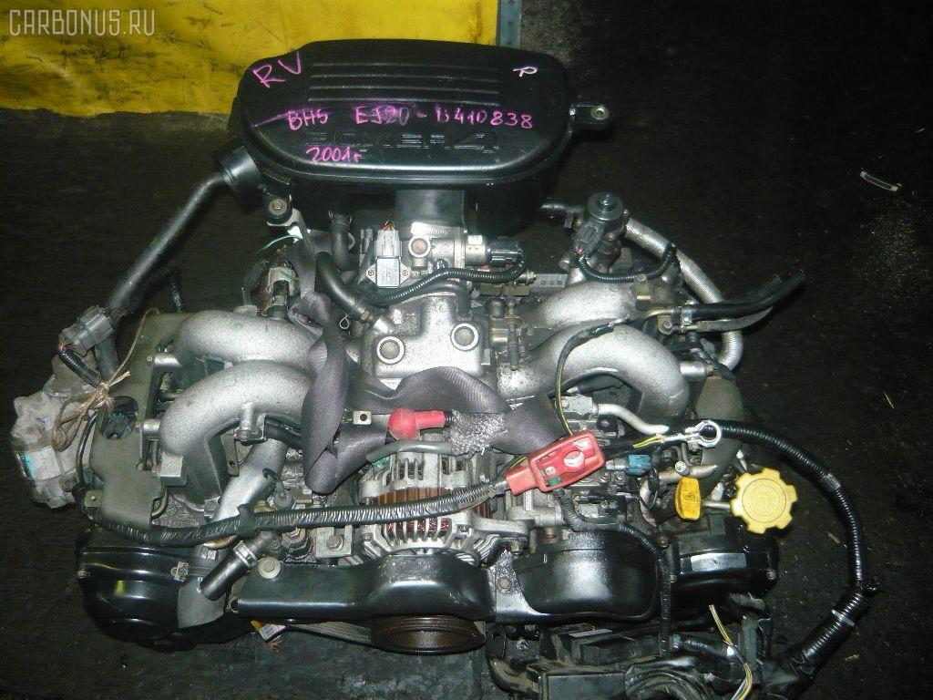 Двигатель SUBARU LEGACY WAGON BH5 EJ204. Фото 7