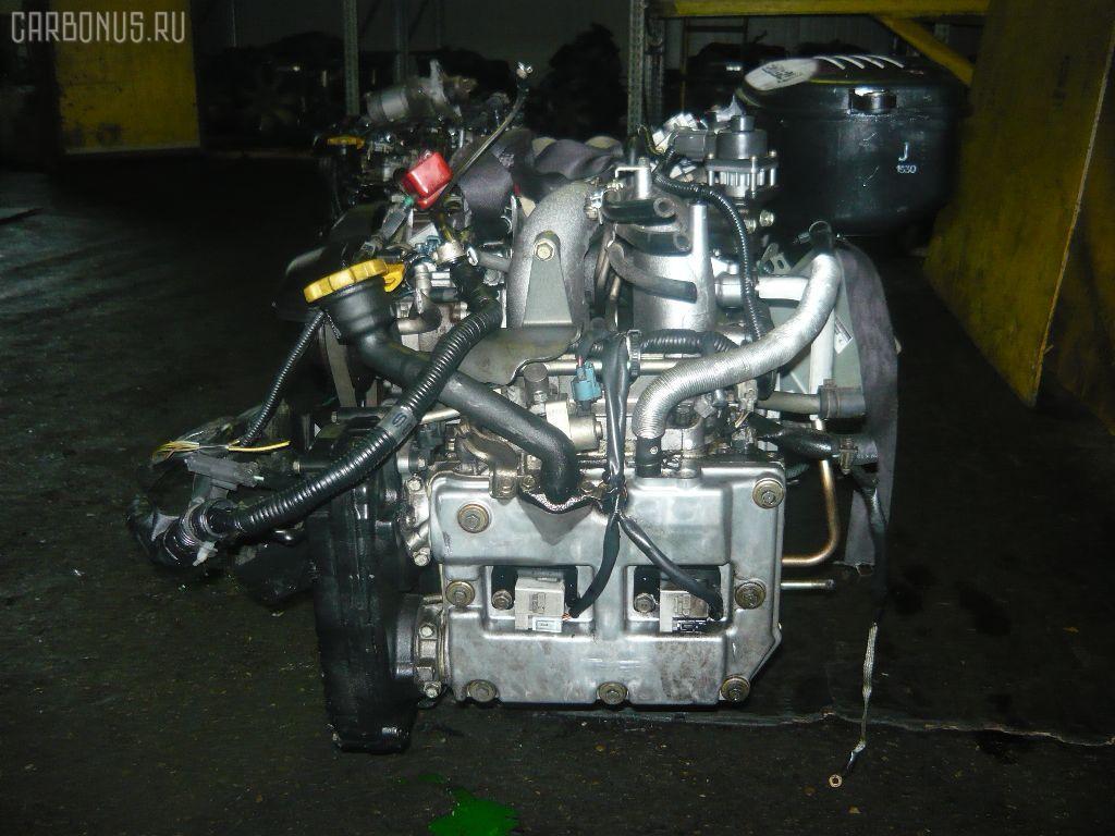 Двигатель SUBARU LEGACY WAGON BH5 EJ204. Фото 8