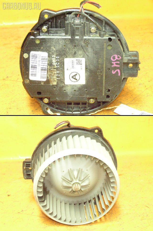 Мотор печки SUBARU LEGACY WAGON BH5. Фото 1