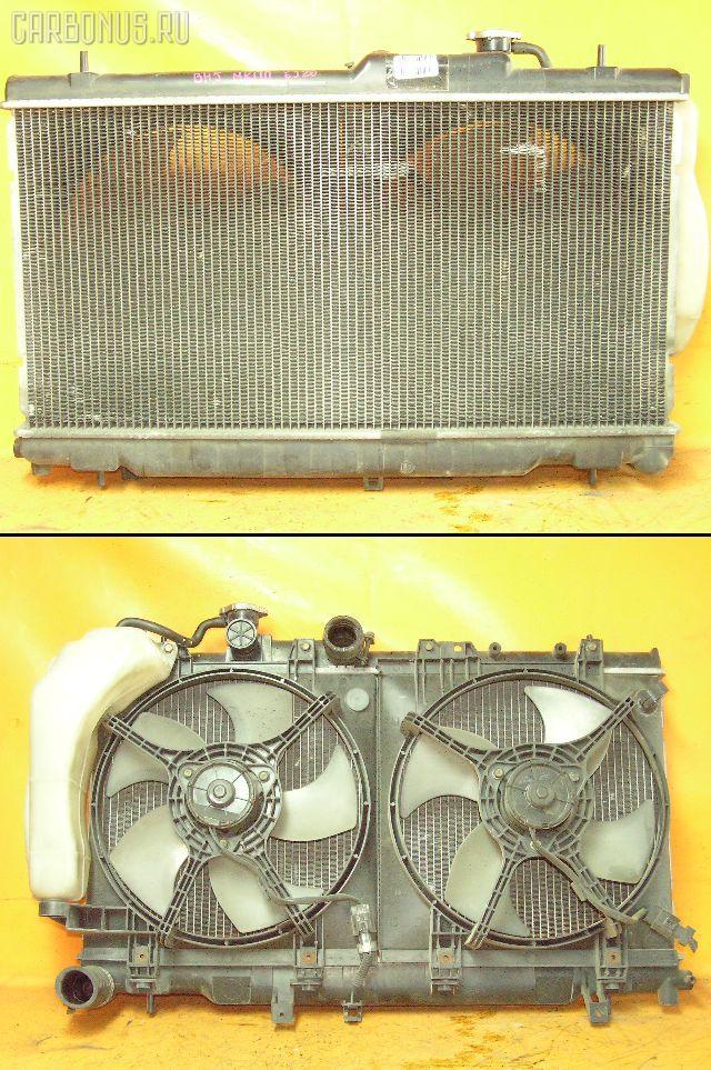 Радиатор ДВС SUBARU LEGACY WAGON BH5 EJ20. Фото 2