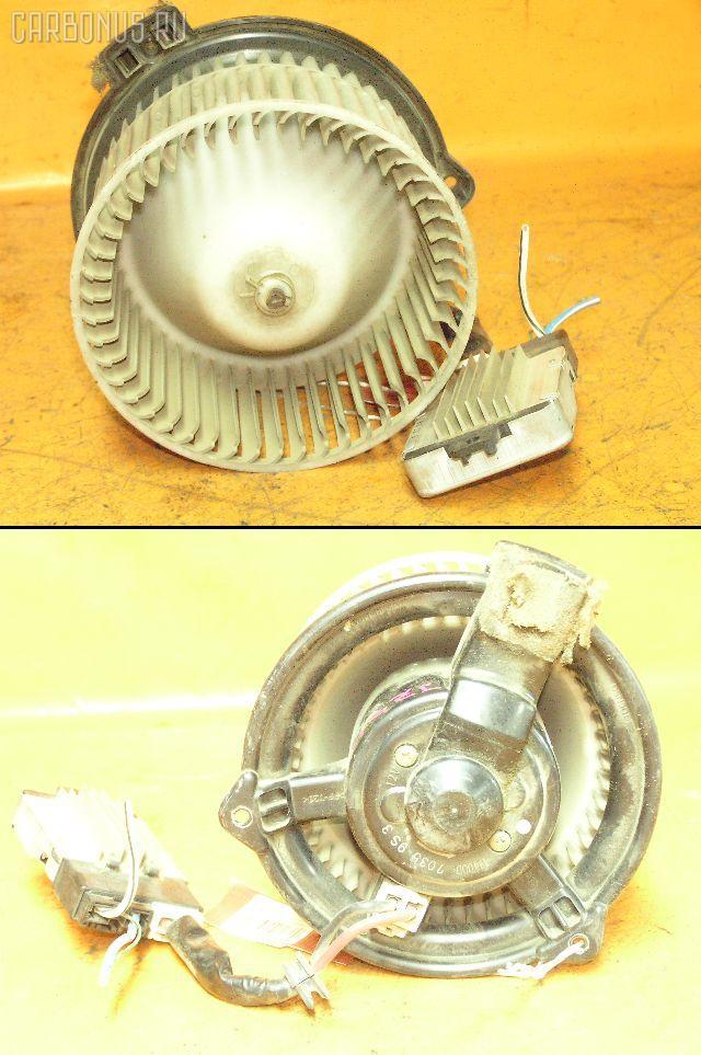 Мотор печки TOYOTA CROWN MAJESTA JZS149. Фото 11