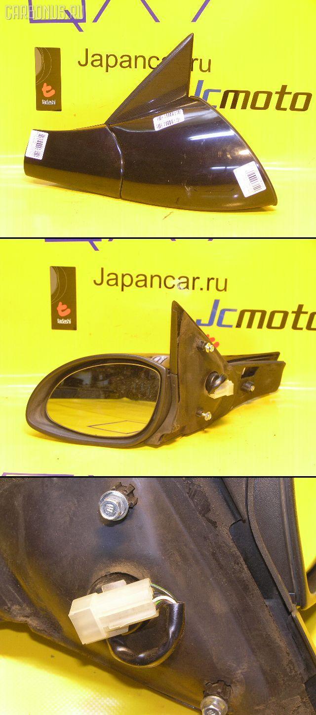 Зеркало двери боковой OPEL VECTRA B W0L0JBF35 Фото 1