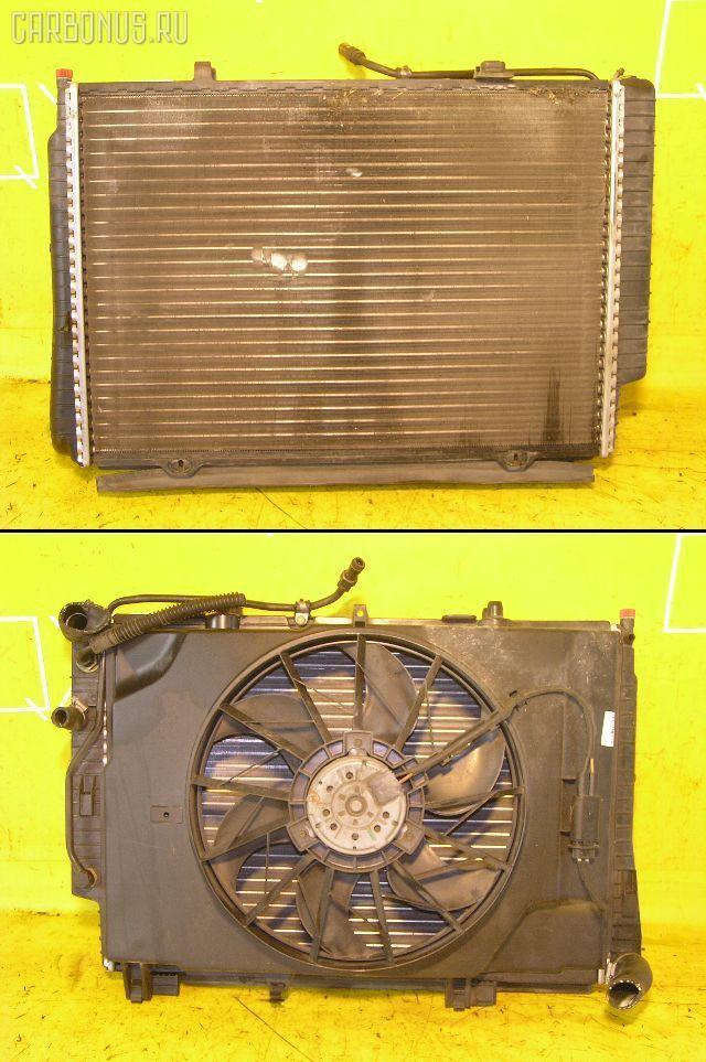 Радиатор ДВС MERCEDES-BENZ C-CLASS W202.026 112.910. Фото 1