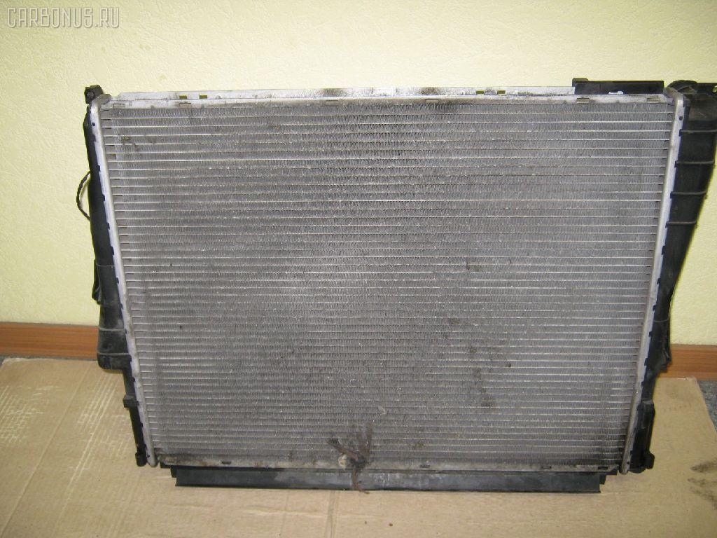 Радиатор ДВС BMW 3-SERIES E46-AV22 M54-226S1. Фото 1