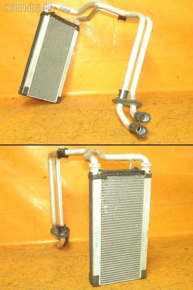 Радиатор печки TOYOTA HARRIER MCU15W 1MZ-FE. Фото 2