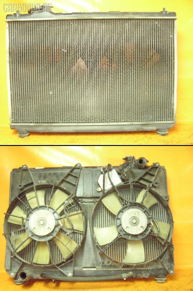 Радиатор ДВС TOYOTA HARRIER MCU10W 1MZ-FE. Фото 2