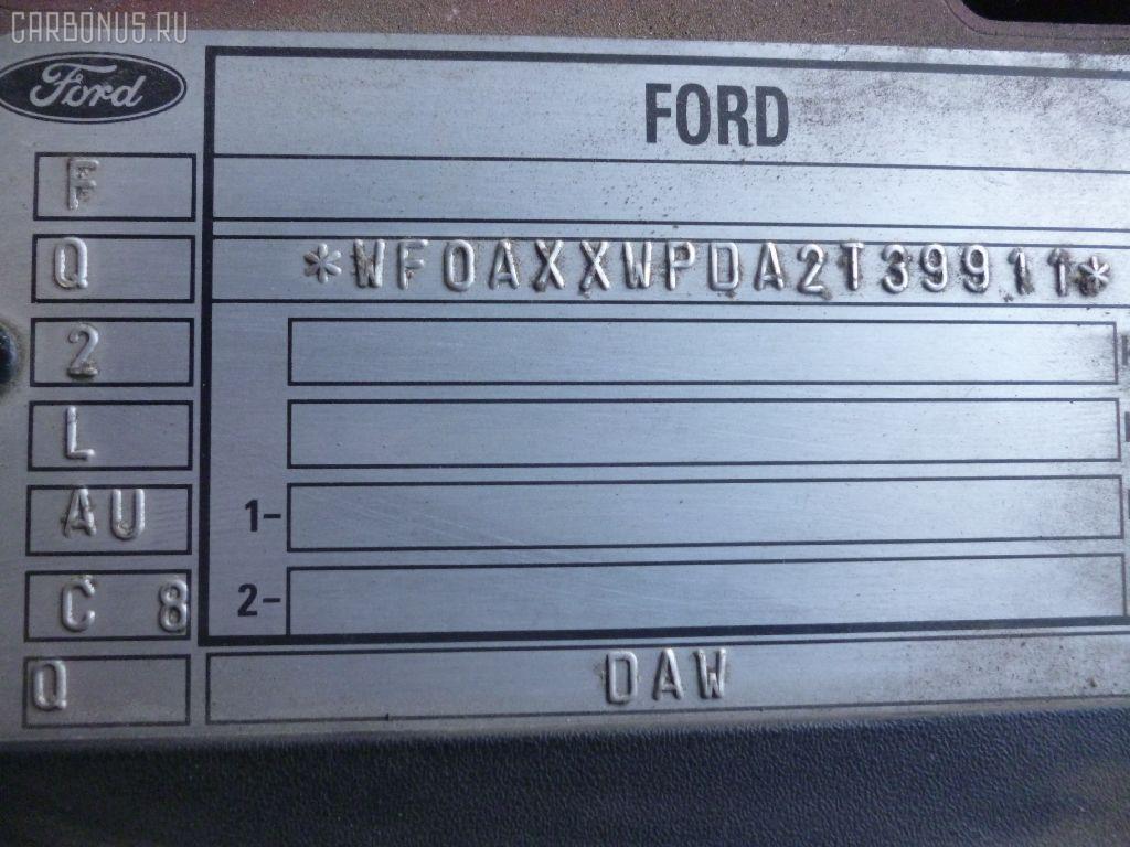 Решетка под лобовое стекло FORD FOCUS WF0FYD Фото 7