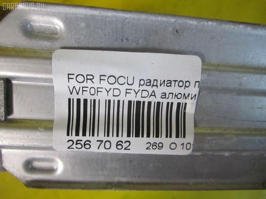 Радиатор печки FORD FOCUS WF0FYD FYDA Фото 9